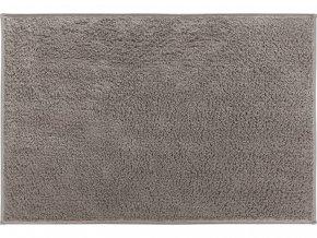 Koupelnová bavlněná předložka Grund Marla | hnědá (Typ 80x140 cm)