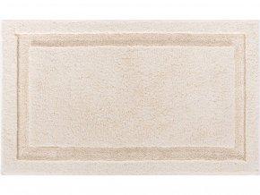 Koupelnová bavlněná předložka Grund Nature | přírodní (Typ 60x60 cm)