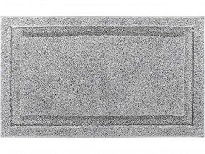 Koupelnová bavlněná předložka Grund Nature | šedá (Typ 60x60 cm)