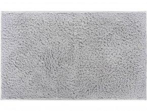 Koupelnová bavlněná předložka Grund Navona | šedá (Typ 60x60 cm)