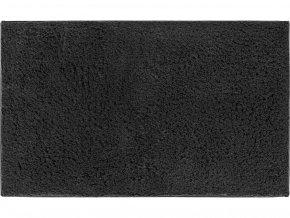 Koupelnová bavlněná předložka Grund Navona | černá (Typ 60x60 cm)