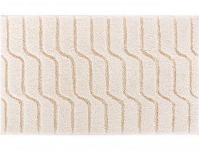 Koupelnová bavlněná předložka Grund Vogue | přírodní (Typ 60x60 cm)