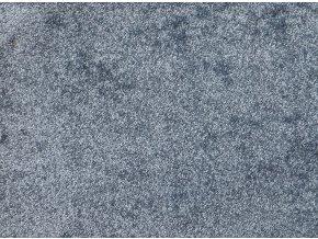 Metrážový koberec bytový Fortuna 81 modrý - šíře 4 m (Šíře role Cena za 1 m2)