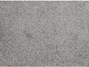 Metrážový koberec bytový Fortuna 75 šedý - šíře 4 m (Šíře role Cena za 1 m2)