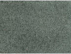 Metrážový koberec bytový Shine 42 zelený - šíře 4 m