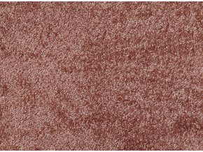 Metrážový koberec bytový Shine 35 růžový - šíře 4 m (Šíře role Cena za 1 m2)