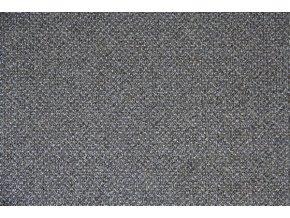 Metrážový koberec zátěžový Mars Supreme 91 šedý - šíře 4 m