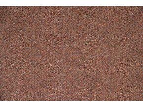 Metrážový koberec zátěžový Mars Supreme 83 oranžový - šíře 4 m