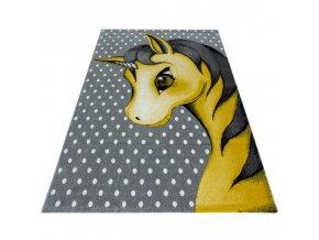 kusovy koberec kids 590 yellow[1]