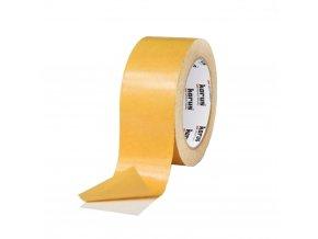 Oboustranná lepící páska s textilním nosičem Korus 50 mm