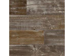 PVC bytové SKARA 2306 dekor dřeva - šíře 4 m (Šíře role Cena za 1 m2)