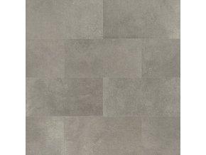 PVC bytové FORTEX GREY 2913 dekor keramický - šíře 4 m (Šíře role Cena za 1 m2)