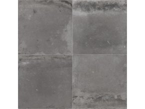 PVC bytové FORTEX GREY 2933 dekor keramický - šíře 2 m (Šíře role Cena za 1 m2)