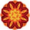 Koupelnová předložka Grund Mandala - Seberealizace