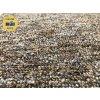 Metrážový koberec bytový Efekt AB 6110 hnědý - šíře 4 m (Šíře role Cena za 1 m2)