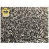 Metrážový koberec bytový Tramonto Filc 6394 šedý - šíře 5 m