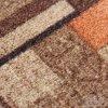 Moderní koberec běhoun Bombay 44 hnědý