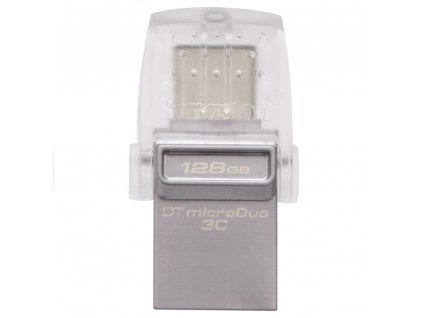 Flash disk USB 3.0 typ C MicroDuo 128GB