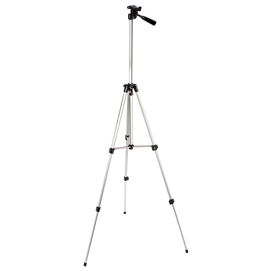 Hliníkový stativ-The stand (thread 1/4') features lightweight, yet durable aluminium design 75-110 Neo Tools