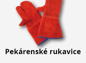 Pekárenské rukavice