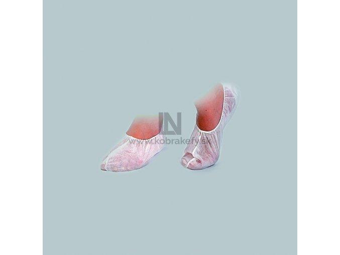 833 PP - Jednorázové ponožky univerzálna veľkosť