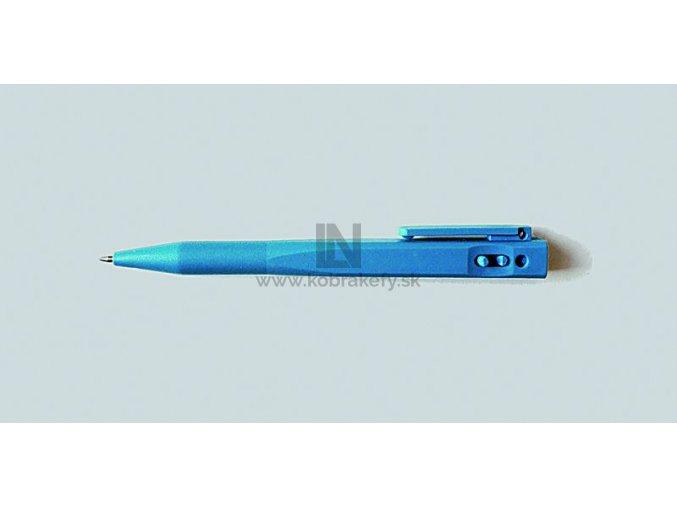 DET-1031 Detekovateľné jednodielne pero zapínateľné so sponou - hranaté