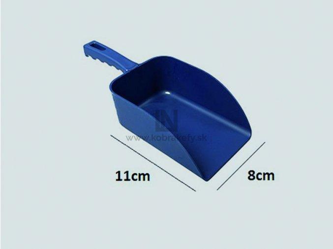 DET-1077 Detekovateľná plastová lopatka - 175 g