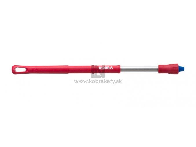 549 812 Ergonomická hliníková násada s plastovým povlakom PP, 680 mm,  Ø 32 mm