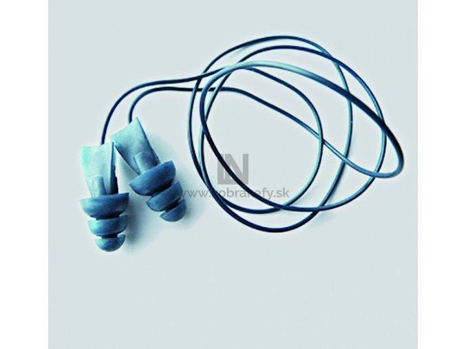 DET-1149 Detekovateľné štuple do uší so šnúrkou