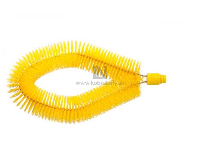 547 260 Flexibilná kefa na násadu mäkká PBT 0,30 x 50 mm hladká Ø 100 x 500 mm