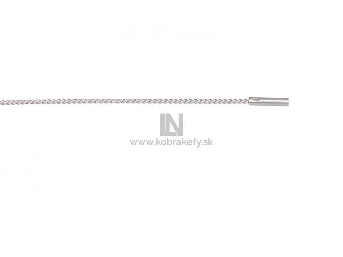 510 781 Flexibilná násada na kefu na potrubie V2A 3000 mm