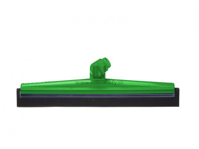 548 454 Stierka s kĺbom a vymeniteľnou čiernou gumou šírka 400 mm
