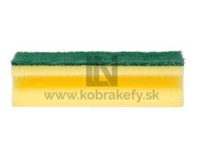299 401 Špongia na riad tvrdá rozmer 150 x 95 x 45 mm