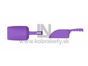515 105 Lopatka plastová PP / 500gr. / 100 x 150 / 260 mm