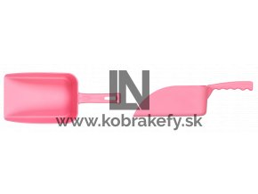 515 106 Lopatka plastová PP / 750gr. / 130 x 185 / 310 mm