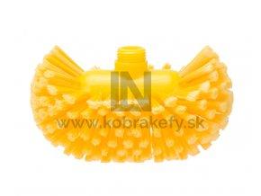 515 024 Kefa na drhnutie nádrží mäkká PBT 0,30 x 40 mm štiepená 130 x 70 mm