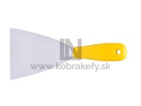 571 107 Špachtľa mäkká V4A rozmer 100 x 125 / 230