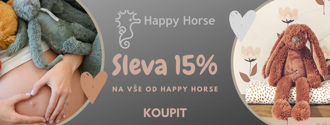 Happy Horse se slevou