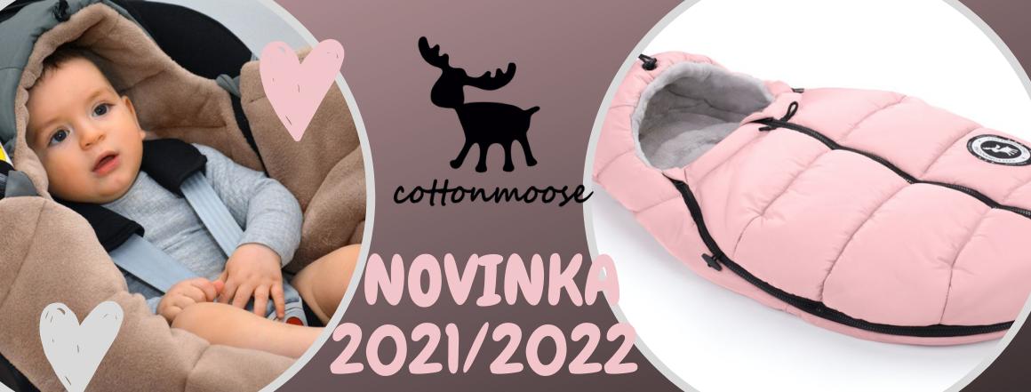 Novinky od Cottonmoose 2021