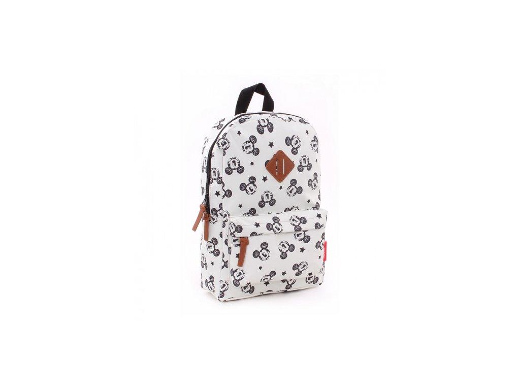088 8693W batoh kidzroom disney fashion mickey my little bag bílý