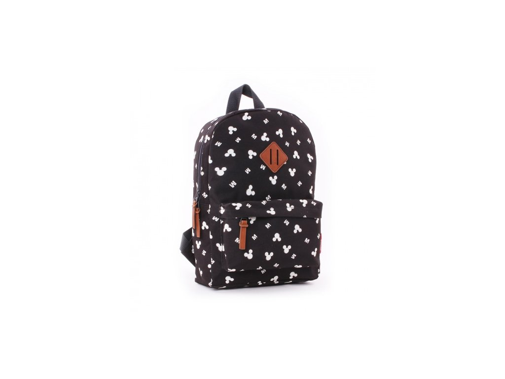 088 8335B batoh kidzroom disney fashion mickey my little bag černý