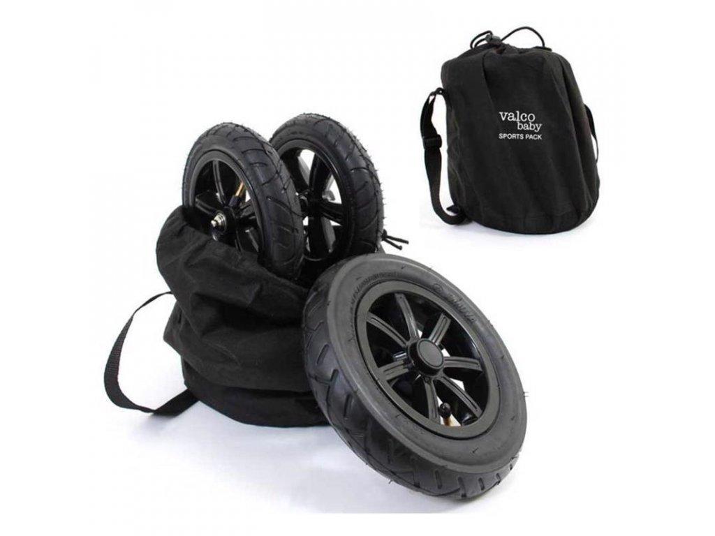 Nafukovací kola na kočárek Valco Snap 4 Trend 2021