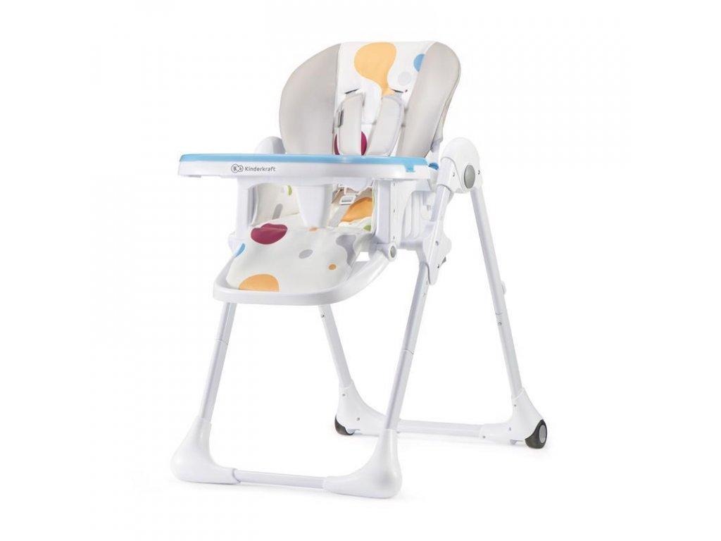 Židlička jídelní YUMMY multi Kinderkraft 2020