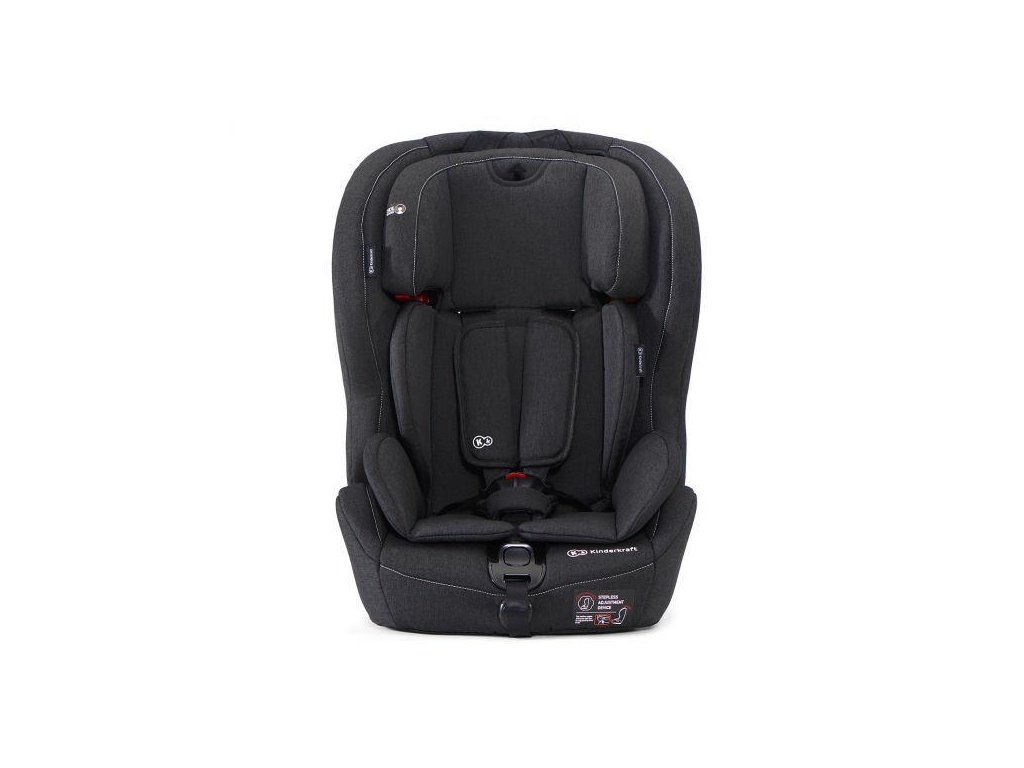 Autosedačka SAFETY-FIX Isofix Black 9-36 kg Kinderkraft 2020