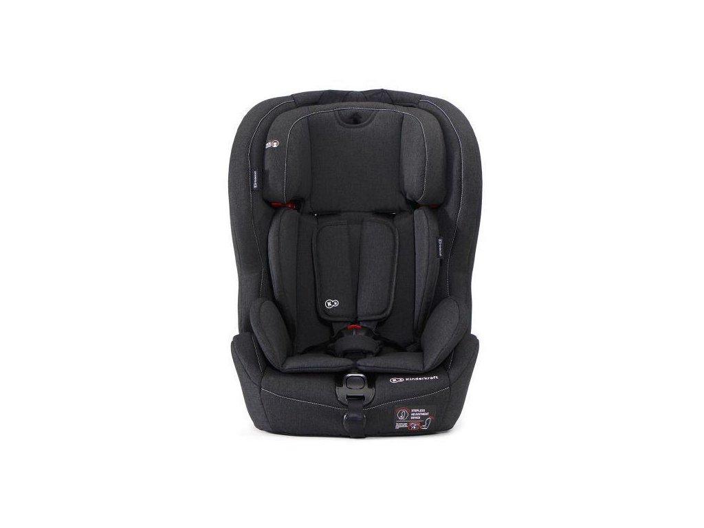 Autosedačka SAFETY-FIX Isofix Black 9-36 kg Kinderkraft