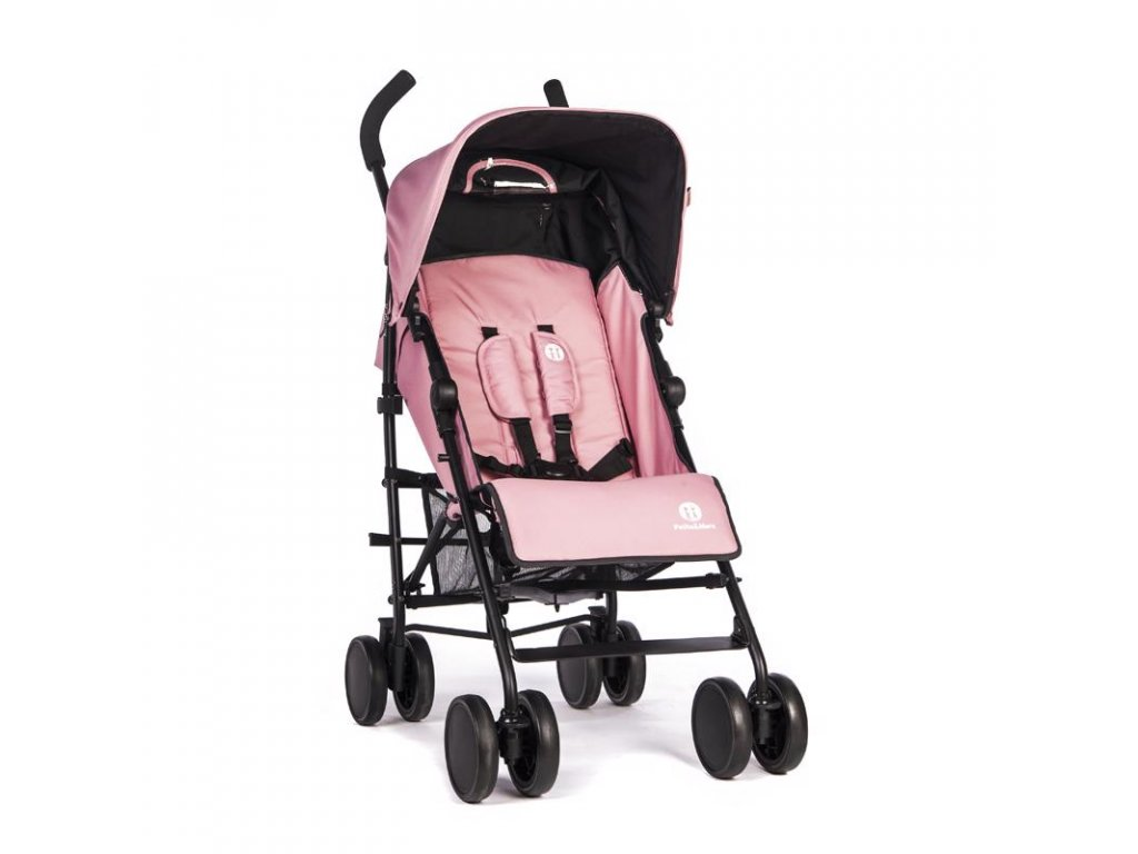 PETITE&MARS Kočárek golfový Musca - Rose Pink 2020