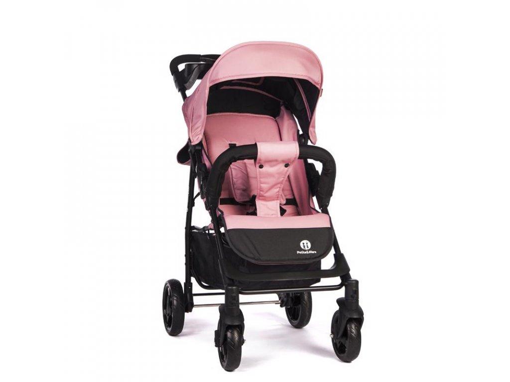 PETITE&MARS Kočárek sportovní Easy - Rose Pink 2020
