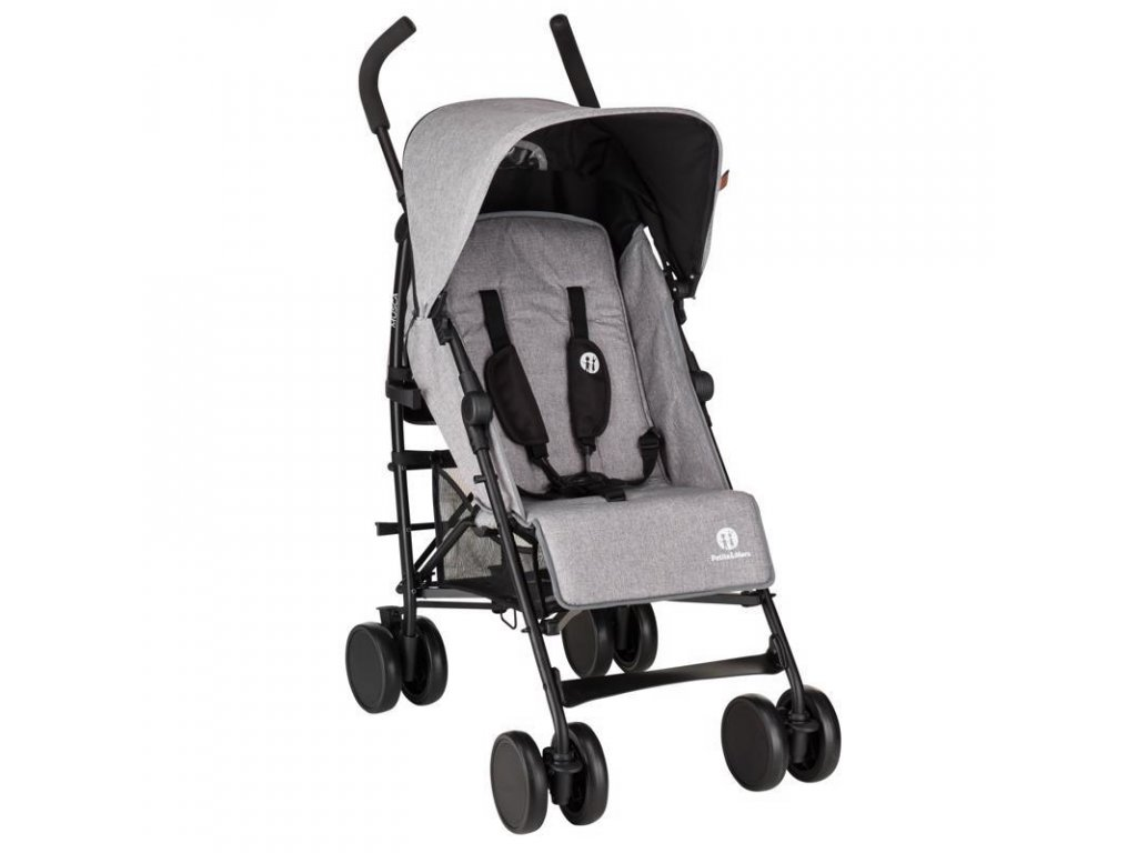 PETITE&MARS Kočárek golfový Musca - Shadow Grey 2020