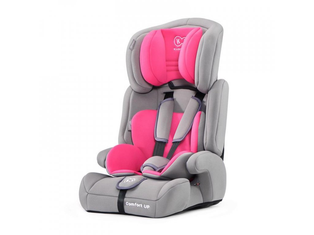 Autosedačka Comfort Up Pink 9-36 kg Kinderkraft 2020