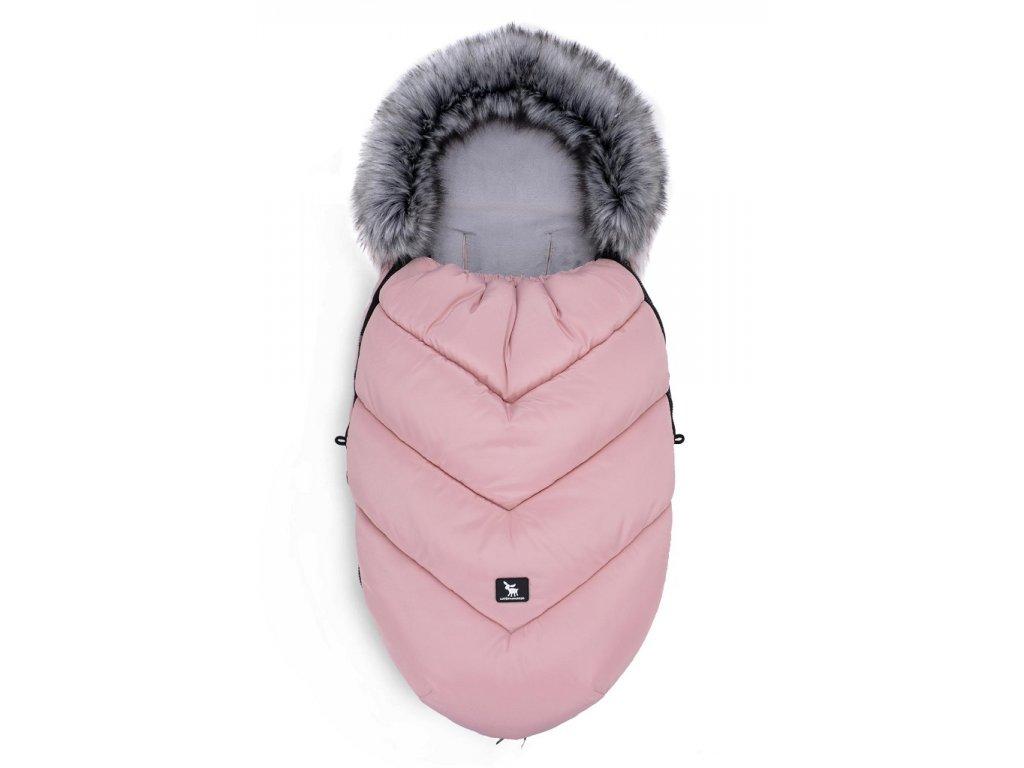 Zimní fusak Moose YUKON 2020, Rose, růžový
